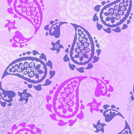 quartz: vector, illustration, seamless, pattern, cucumbers, Turkish, pink, purple, quartz, lilac, raspberry