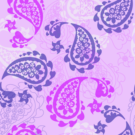 raspberry pink: vector, illustration, seamless, pattern, cucumbers, Turkish, pink, purple, quartz, lilac, raspberry