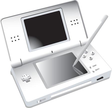 digital: Veztorized DS type digital game
