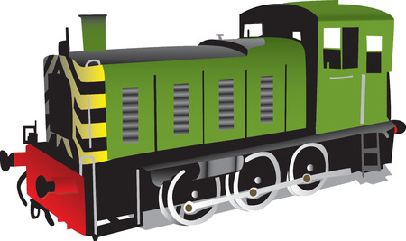 fully: Fully vectorized lead train for kids.