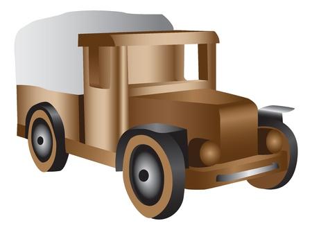 Illustration of truck Imagens - 13650807