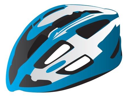 Bicycle safety helmet Stock fotó - 13650525