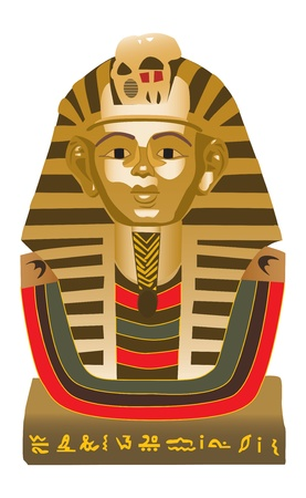 Great Sphinx of Giza Vector