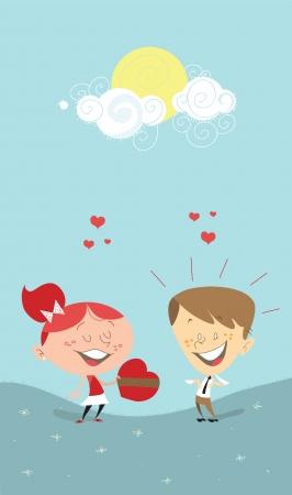 A Saint-Valentine