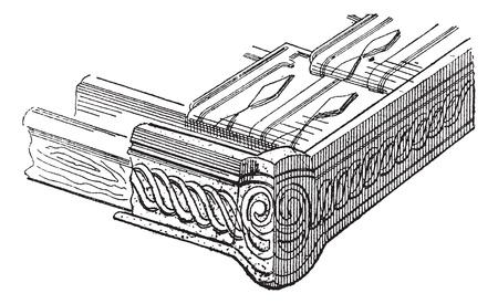 rivet: Заклепки, старинные гравированные иллюстрации. Словарь слов и вещей - Larive и Флери - 1895.