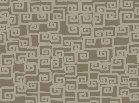 antiquities: Mayan wallpaper, vector illustration Illustration