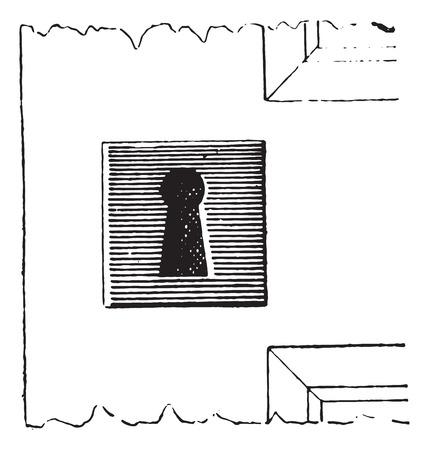 プラチナ ロック ビンテージ図を刻まれています。辞書の単語との事 - Larive、フルーリ - 1895年。