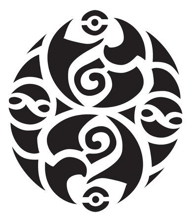 cir: Irish Celtic design