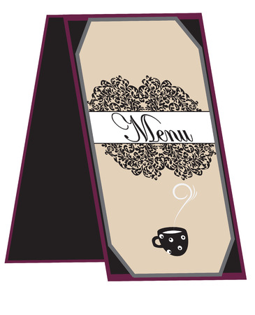 menu card: Restaurant menu