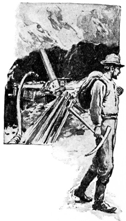 crude: Crude materials from the earth, vintage engraved illustration.