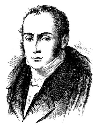 statesman: Czartoryski, vintage engraved illustration. History of France – 1885.