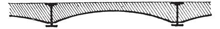 fixed: Fixed sheet metal hanger, vintage engraved illustration. Industrial encyclopedia E.-O. Lami - 1875. Illustration