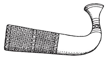 marqueteria: Gabinete Marquetería, ilustración de la vendimia grabado.