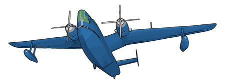 In a King Air airplane turboprop engine is a turbine engine that drives an aircraft propeller In contrast to a turbojet the engine exhaust gases do not create significant thrust vector color drawing or illustration