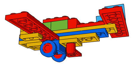 A toy is an item that is used in play especially one designed for such use Playing with toys can be an enjoyable means vector color drawing or illustration Çizim
