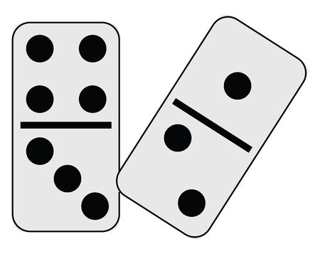 Couple of dominoes