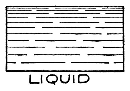 Mechanical Drawing Cross Hatching of Liquid is a conventional liquid symbol, device in its entirety may be broken, small areas and as a guide in handlettering, vintage line drawing or engraving illustration.