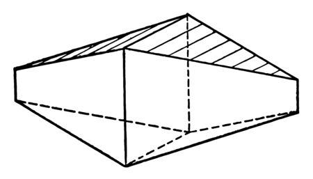 This diagram represents Arsenopyrite vintage line drawing or engraving illustration.