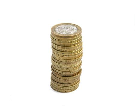 bimetallic: Saving up two pounds