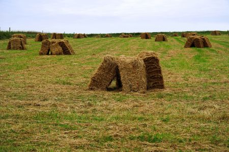 a scenic view in the irish countryside Stock Photo - 2525843