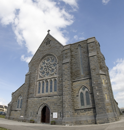 Saint Johns catholic church Ballybunion county Kerry Ireland photo