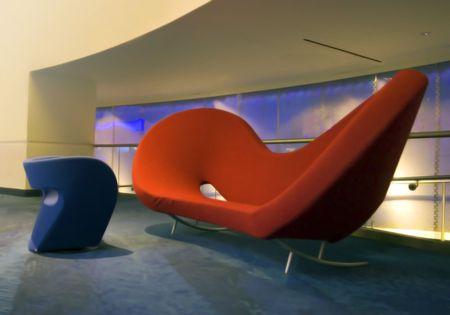 perpendicular: disegno moderno della mobilia