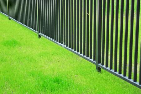 cherished: lawn Stock Photo