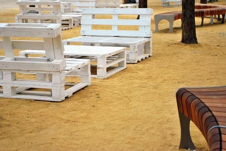 furniture: Urban furniture