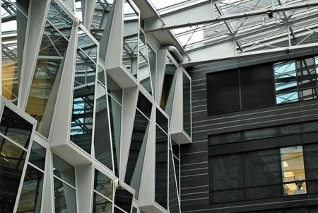 faade: Modern building