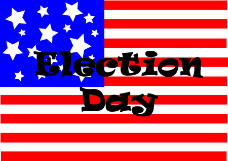 day: election day Illustration