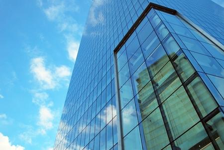Immeuble de bureaux moderne Banque d'images - 77381543