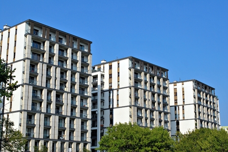 penthouse: Modern, Luxury Apartment Building