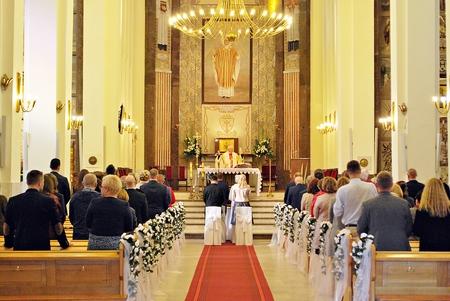 church wedding Editorial