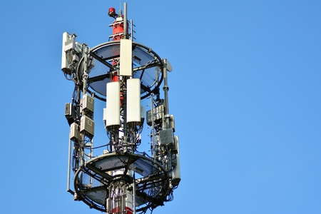 Base station network operator. 5G. 4G, 3G mobile technologies