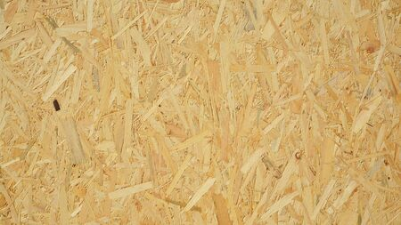 Pressed Wooden Panel (OSB). Seamless Tileable Texture. Wood texture. Stockfoto
