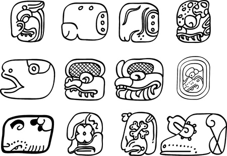 archeology: Mexican or maya motifs