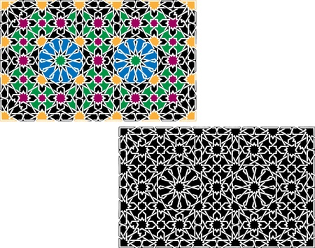 Islamic pattern Stock Vector - 11659758