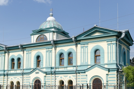 Jewish synagogue in Irkutsk Stock Photo - 23980075