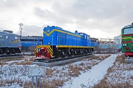 モンゴル国の鉄道 - Rail transp...