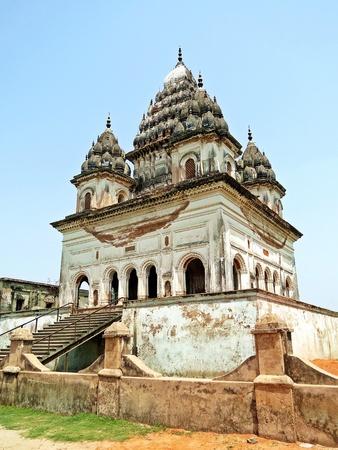 Bhubaneswar-Shiva-Temple, Puthia, Bangladesh