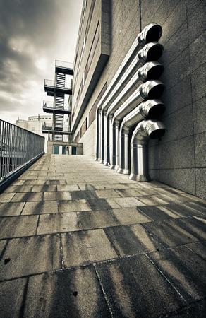 Modern architecture photo