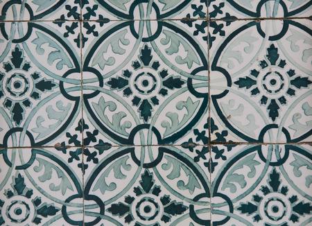 Tile pattern Archivio Fotografico - 43133840