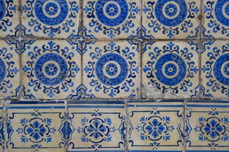 tile: vintage ceramic tile