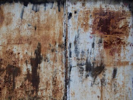 deteriorate: Metal backgrounds