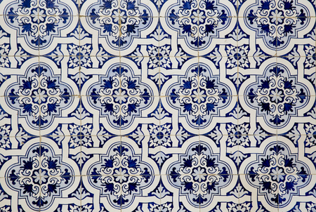 Prachtige Portugese tegels Stockfoto - 87234573