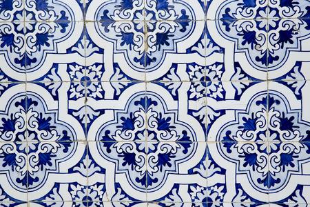 Beautiful Portuguese tiles Stock fotó