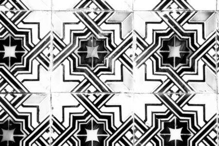 Old Portuguese Tiles Banque d'images - 131955705