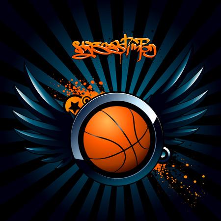 tourney: Basketball modern image
