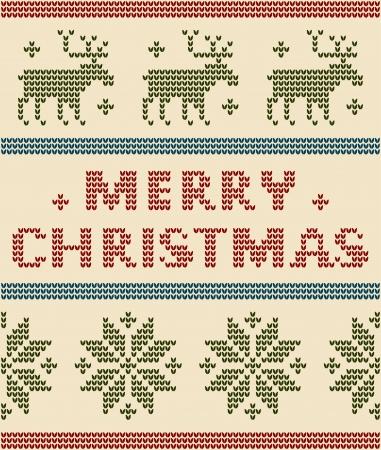 merry christmas text: Fondo N�rdico Con Feliz Navidad de texto