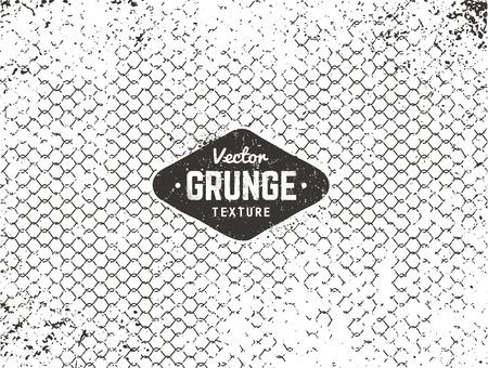 Grunge background texture. Fence grid texture.